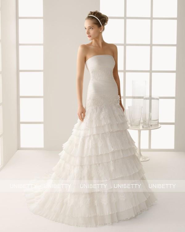 ウェディングドレス サイズオーダー無料 オーダードレス ウエディング Aライン WEDDING DRESS 披露宴 演奏会 結婚式 二次会 ws2569