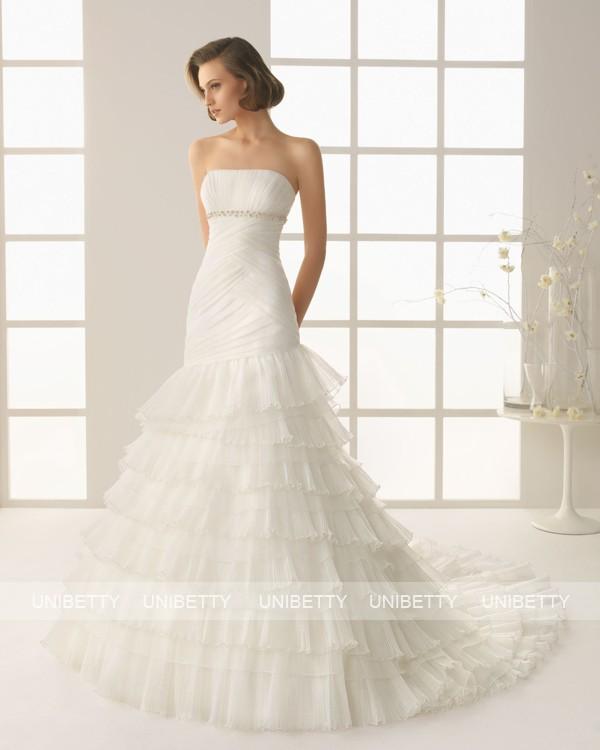 ウェディングドレス サイズオーダー無料 オーダードレス ウエディング Aライン WEDDING DRESS 披露宴 演奏会 結婚式 二次会 ws2573