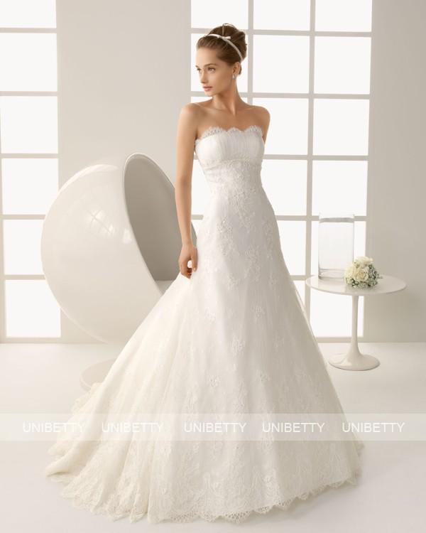 ウェディングドレス サイズオーダー無料 オーダードレス ウエディング Aライン WEDDING DRESS 披露宴 演奏会 結婚式 二次会 ws2538