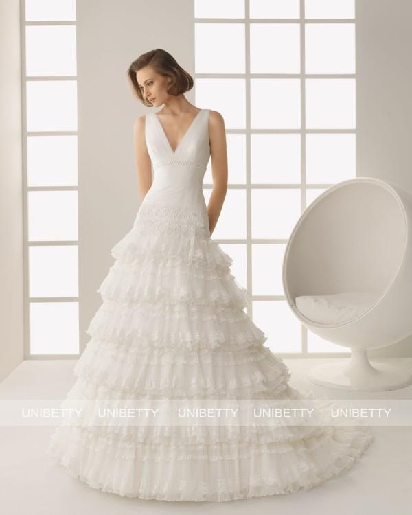 ウェディングドレス サイズオーダー無料 オーダードレス ウエディング Aライン WEDDING DRESS 披露宴 演奏会 結婚式 二次会 ws2574