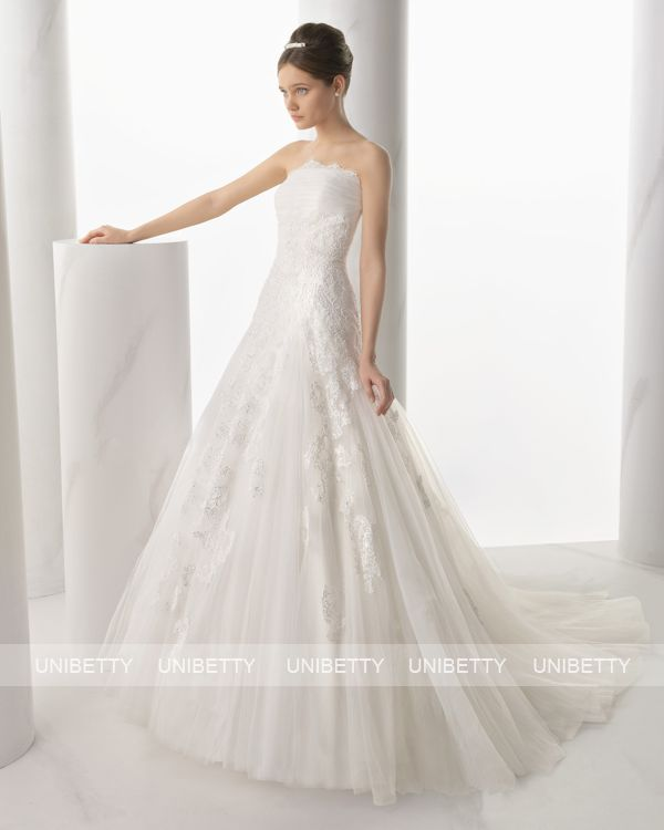 Unibetty: Wedding Dress Sizes A Line Wedding Parties