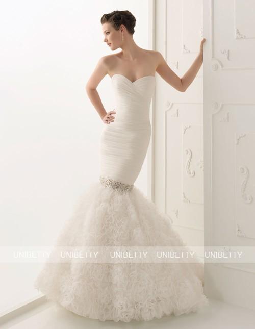 ウエディングドレス 結婚式 披露宴 演奏会 2次会 花嫁 ブライダル サイズオーダー 送料無料 WS2287