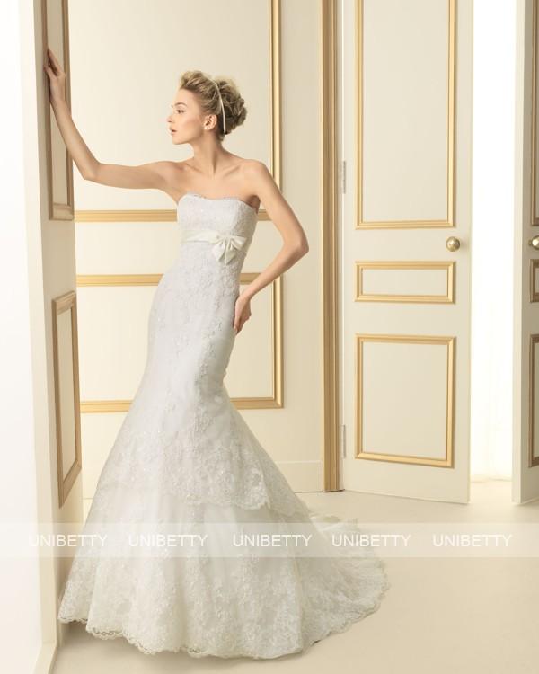 ウェディングドレス 結婚式 オーダードレス ウエディング マーメイドライン 結婚式 披露宴 演奏会 二次会 花嫁 ws2487