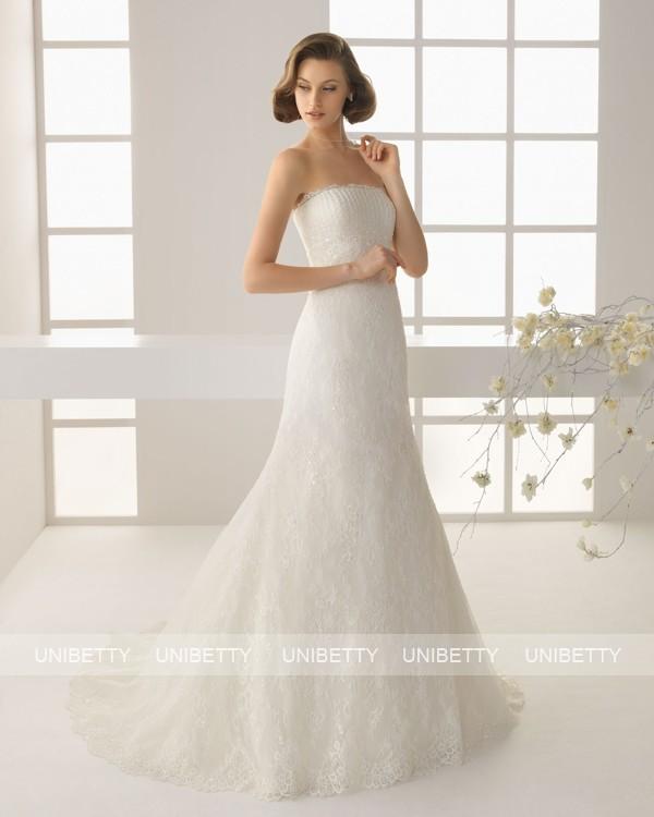 ウェディングドレス サイズオーダー無料 オーダードレス ウエディング マーメイドライン WEDDING DRESS 披露宴 結婚式 二次会 ws2539
