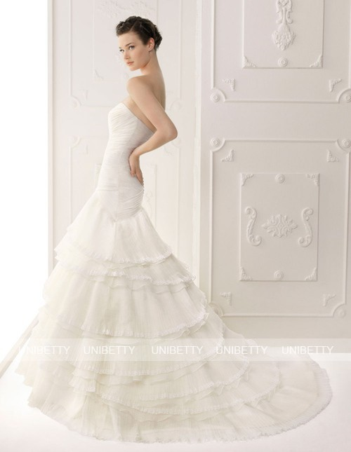 ウェディングドレス サイズオーダー無料 オーダードレス ウエディング スレンダーライン WEDDING DRESS 披露宴 演奏会 結婚式 二次会 WS2272