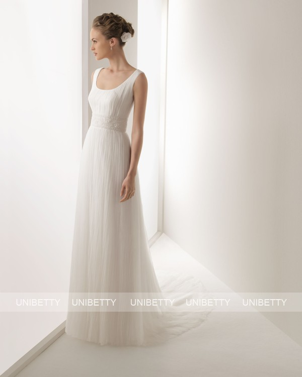ウェディングドレス 結婚式 オーダードレス ウエディング スレンダーライン 結婚式 披露宴 二次会 花嫁 ws2532