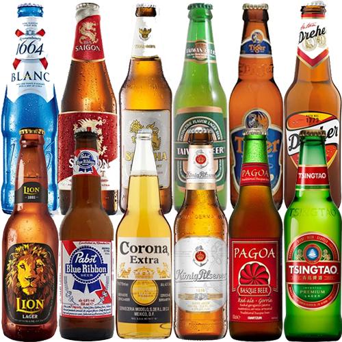 飲み比べビール12本セット