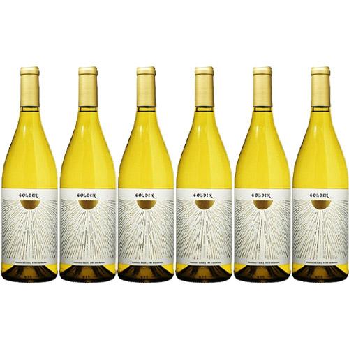 6本セット【送料無料】ゴールデン シャルドネ ゴールデンワイナリー 白 750ml×6本 1箱 Golden Winery[Golden Chardonnay] アメリカ カリフォルニアワイン 白ワイン 業務用 飲食店 プロ向け※クール便・離島など別途追加送料エリアあり