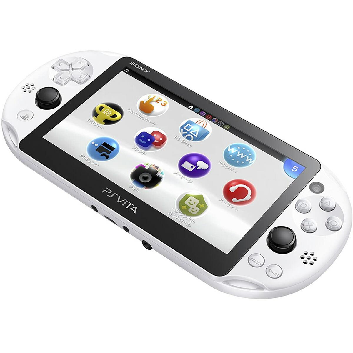 【送料無料】SONY PlayStationVITA 本体 PCH-2000 ZA22 プレゼント ギフト 人気 誕生日プレゼント ランキング 2021 おもちゃ 景品 誕生日 小学生 子供 こども 子ども会ゲーム