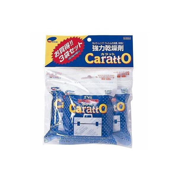 カビ・湿気の対策に。 ETSUMI エツミ 強力乾燥剤 カラット 12個(4個入×3袋)×2セット E-5084