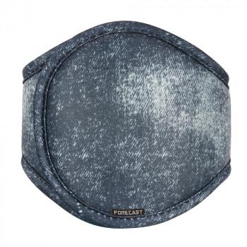 内側がボア素材のイヤーマフ FORECAST イヤーマフ インディゴ お得セット フリーサイズ 506 日本全国 送料無料