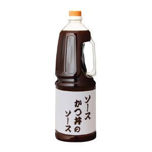 業務用のソースかつ丼のたれ タカハシソース 新品未使用 ソースかつ丼のたれ ついに再販開始 8本セット 1.8L 055311