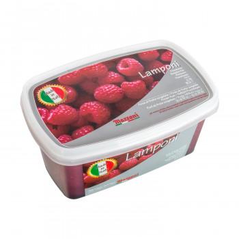 デザート作りなどに便利なフルーツの冷凍ピューレ マッツォーニ 冷凍ピューレ ラズベリー 1000g 6個セット 9409