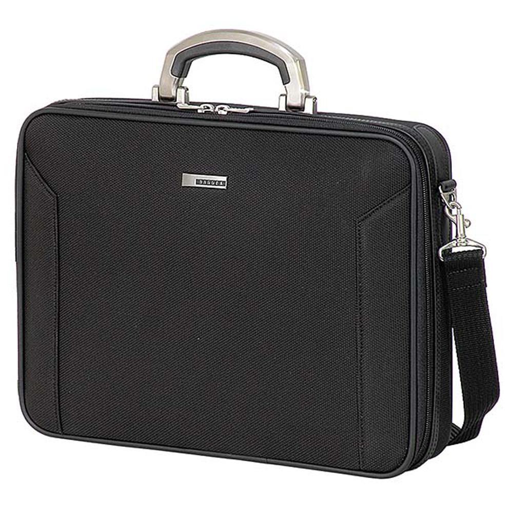 たっぷり収納できるビジネスバッグです BAGGEX オリジンソフトアタッシェ37 ブラック 24-0281 初売り 超歓迎された