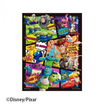 お子様への贈り物に やのまん 在庫一掃 ジグソーパズルプチ2ライト ディズニー 祝日 42-72 カートゥーンスタイル ピクサー