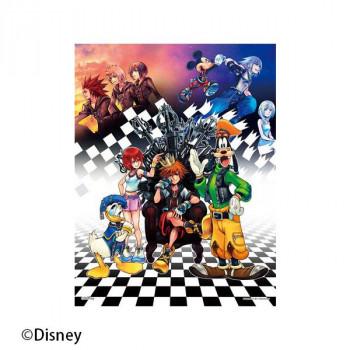 お子様への贈り物に やのまん ジグソーパズル ディズニー 42-73 ハーツ 限定特価 激安卸販売新品 キングダム ‐HD1.5ReMIX‐