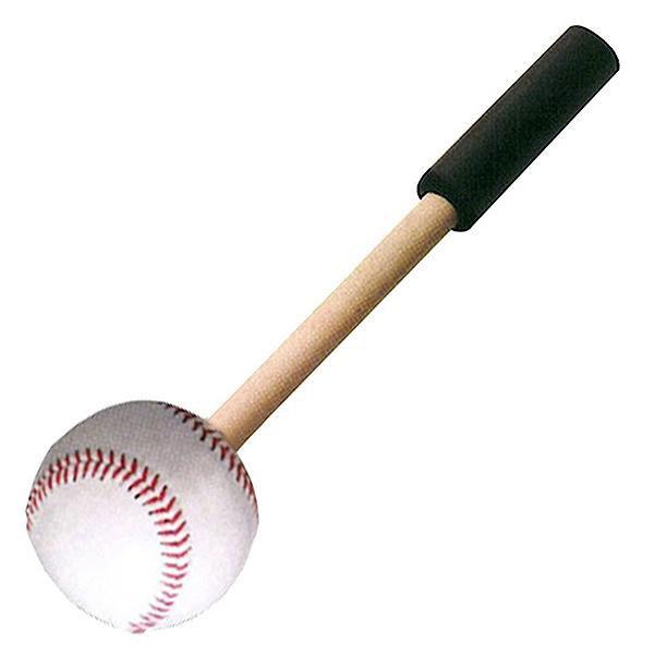 硬式ボール形の型づくりハンマー グラブメイクハンマーTon-Ton トントン 激安特価品 美品 無地 BX77-23