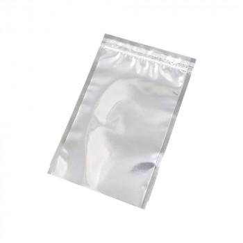 脱酸素剤が使用できるラミネート平袋です セール価格 セイニチ チャック付ラミネート平袋 ラミグリップ 平袋 VP-G VP 透明蒸着PETタイプ NEW 50枚