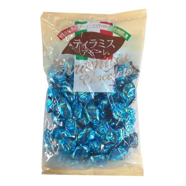値引き ティラミス風味のアーモンドチョコ Seasonal Wrap入荷 ティラミスアモーレ 200g×20袋 B-1