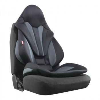 ヘッドレストにかぶせるタイプのシートクッション プロファクト 人気急上昇 運転サポート SUS-003 いつでも送料無料 エクゼクティブフルサポート