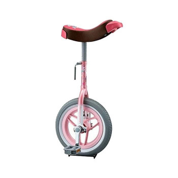 特価 ブリヂストン製の一輪車 スケアクロウ 一輪車 スケアクロー SCW12PK 流行 ピンク