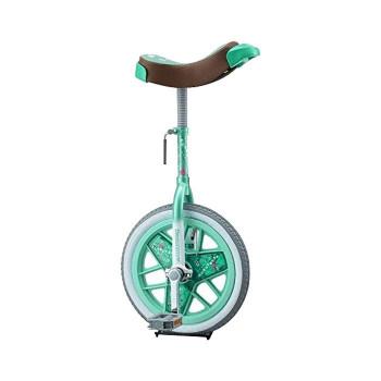 ブリヂストン製の一輪車 スケアクロウ 超特価SALE開催 一輪車 スケアクロー SCW14GE 倉 グリーン