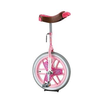 ブリヂストン製の一輪車 スケアクロウ 一輪車 ピンク SCW16PK 40%OFFの激安セール スケアクロー ふるさと割