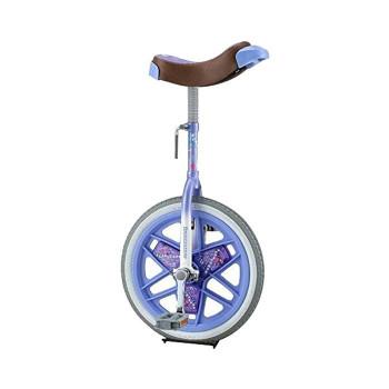 ブリヂストン製の一輪車 ついに再販開始 スケアクロウ 一輪車 ラベンダー 税込 スケアクロー SCW16LV