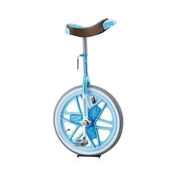 ブリヂストン製の一輪車 スケアクロウ 一輪車 SCW18LB 海外並行輸入正規品 返品送料無料 ライトブルー スケアクロー