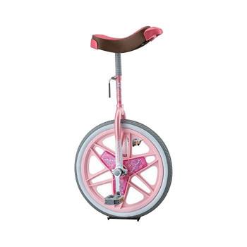 ブリヂストン製の一輪車 スケアクロウ 一輪車 ピンク スケアクロー スーパーSALE セール期間限定 新色追加 SCW18PK