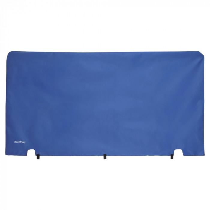 卓球用フロア仕切りフェンス用カバー 新作販売 卓球用フロア仕切りフェンスナイロンカバー 75×140cm 1枚 ついに再販開始 NX28-42