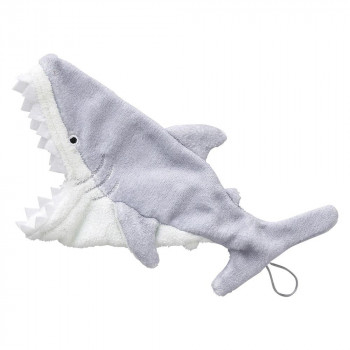 楽しく拭けるハンドタオル セトクラフト ハンドタオル ホオジロザメ お値打ち価格で SF-5841 安い 激安 プチプラ 高品質