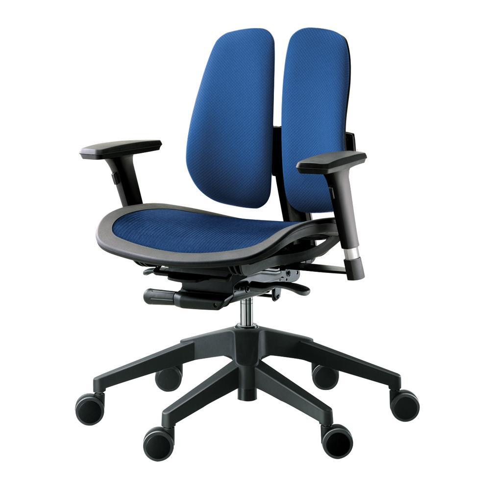 回転椅子 α60N (MESH BLUE)