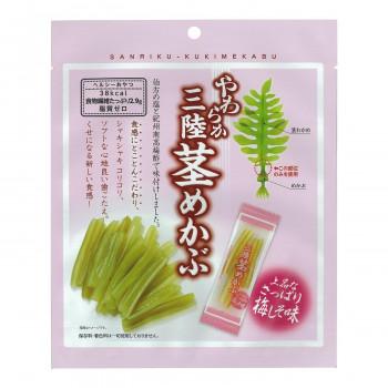 食べやすい個包装タイプ 壮関 やわらか三陸茎めかぶ 90g×72袋 梅しそ味 輸入 ディスカウント