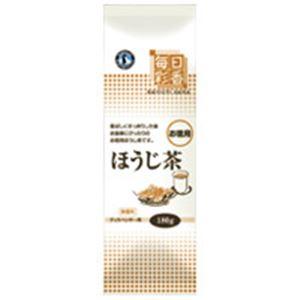 ホシザキ 給茶機用パウダー茶毎日彩香お徳用ほうじ茶