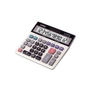 カシオ CASIO ビジネス電卓 1台 12桁 カシオ デスクタイプ DS-120TW ビジネス電卓 1台, EYE PLANET:7dfffbc3 --- rods.org.uk