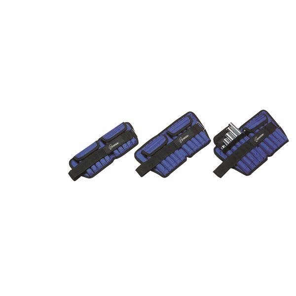 TOEI LIGHT(トーエイライト) アンクルウエイトAD4000g×2個セット H8540
