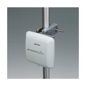 バッファロー 〈AirStation Pro〉 2.4GHz無線LAN 屋外遠距離通信用平面型指向性アンテナ WLE-HG-DA