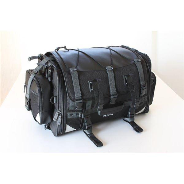 タナックス(TANAX) MOTO FIZZ キャンピングシートバッグ2 ブラック 59-70L