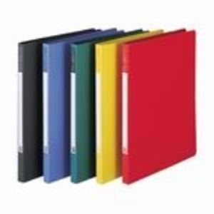(業務用20セット) ビュートン Zファイル SCL-A4-Y A4S イエロー 10冊