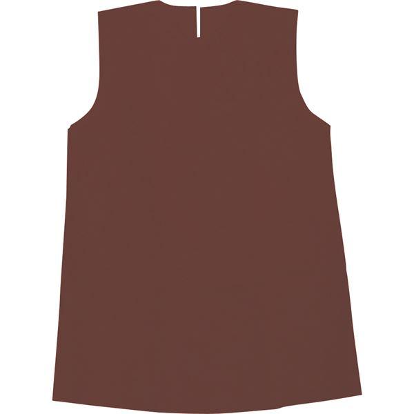 (まとめ)アーテック 衣装ベース 【J ワンピース】 不織布 ブラウン(茶) 【×30セット】