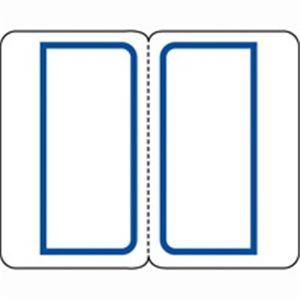 (業務用30セット) ジョインテックス インデックスシール/見出し 【中/20シート×10パック】 青10P B053J-MB-10