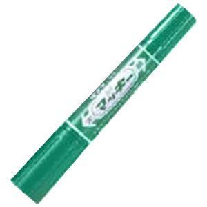 (業務用200セット) ZEBRA ゼブラ 油性ペン/ハイマッキー 【太字・細字/緑】 MO-150-MC-G