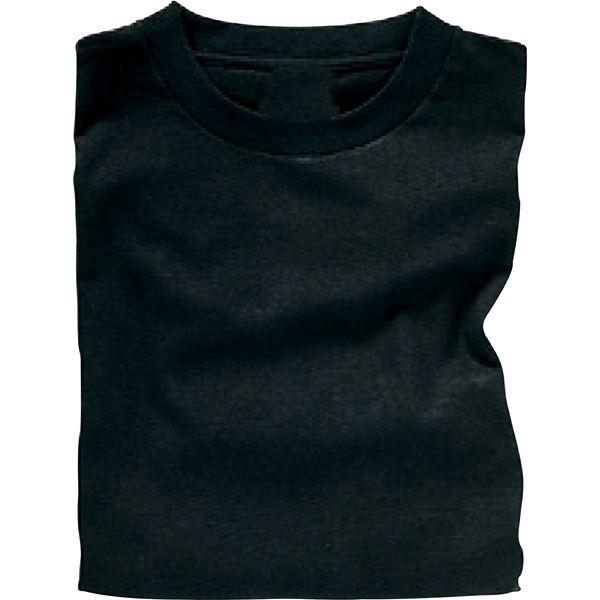 (まとめ)アーテック カラーTシャツ 【Jサイズ】 綿100% 半袖 無地 ブラック(黒) 【×40セット】