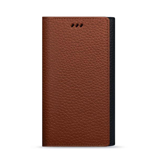 iPhone6s/6 ケース araree Z-folder お財布ケース(アラリー ゼットフォルダー オサイフケース )アイフォン(Brown Black)