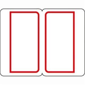 (業務用300セット) ジョインテックス インデックスシール/見出し 【大/20シート】 赤 B054J-LR