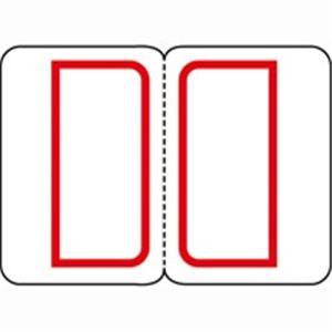 (業務用300セット) ジョインテックス インデックスシール/見出し 【小/22シート】 赤 B052J-SR
