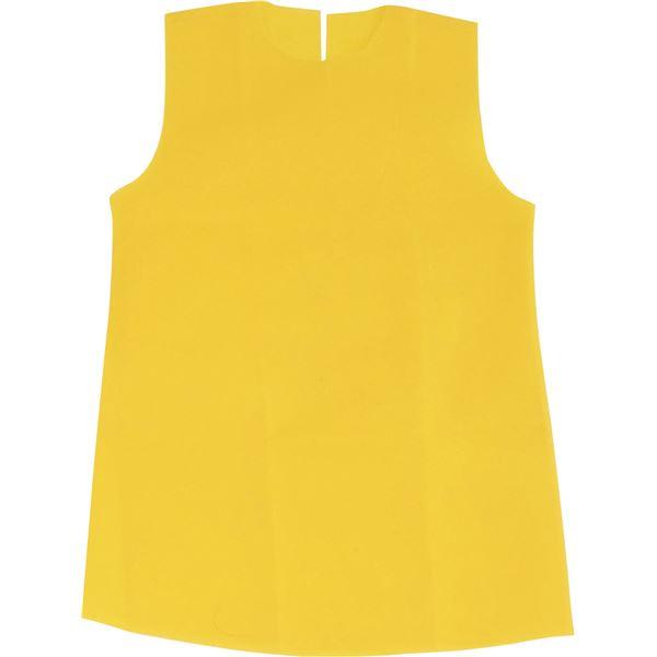 (まとめ)アーテック 衣装ベース 【S ワンピース】 不織布 イエロー(黄) 【×30セット】