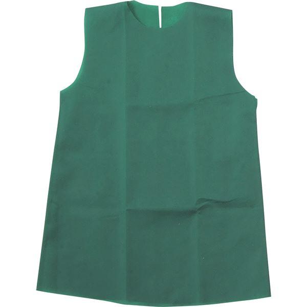 (まとめ)アーテック 衣装ベース 【S ワンピース】 不織布 グリーン(緑) 【×30セット】
