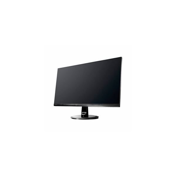 IOデータ 広視野角ADSパネル採用&WQHD対応23.8型ワイド液晶ディスプレイ ブラック LCD-MQ241XDB